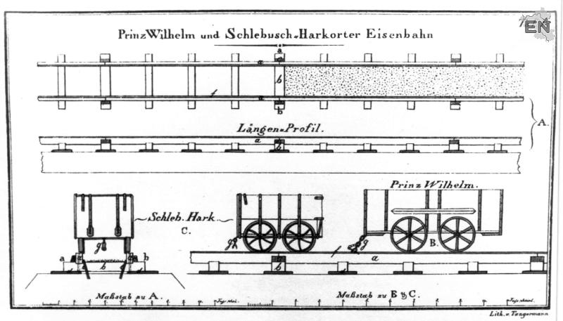 10-Kohlenbahn-Schienenprofil